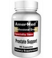 AmerMed Prostate Formula Review - For Increased Prostate Support