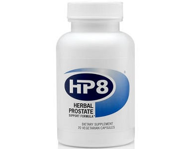 HP8 Herbal Prostate Support Formula Review - For Increased Prostate Support