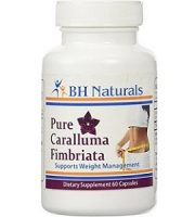 Bathhouse Naturals Pure Caralluma Fimbriata for Weight Loss