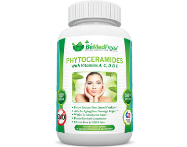 BeMedFree Phytoceramides Review - For Younger Healthier Looking Skin