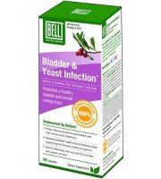 Bell Lifestyle Bladder & Yeast Infection for Yeast Infection