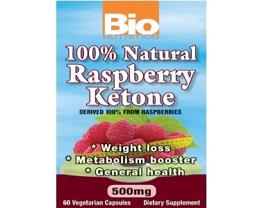 BioNutrition 100% Natural Raspberry Ketones Review - For Weight Loss