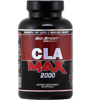 Bio Sport USA CLA Max 2000 Weight Loss Supplement Review