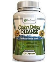 Bioganix Colon Detox Cleanse Review - For Flushing And Detoxing The Colon