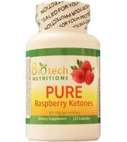 Biotech Nutritions Pure Raspberry Ketones for Weight Loss
