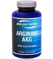 BodyTech Arginine AKG Review - For Increased Muscle Strength And Performance