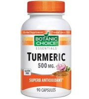 Botanic Choice Turmeric Review - For Improved Overall Health