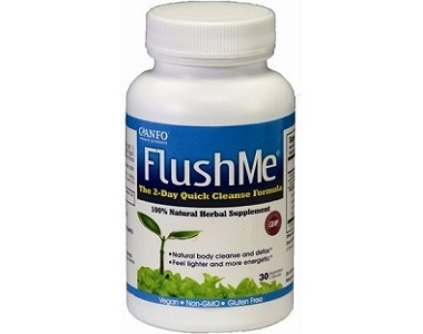 Canfo Natural Products FlushMe Review- For Flushing And Detoxing The Colon