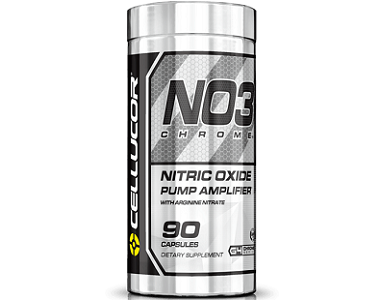Cellucor NO3 Chrome Nitric Oxide Booster Review - For Increased Muscle Strength And Performance