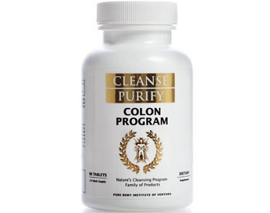 Cleanse Purify Colon Program Review - For Flushing And Detoxing The Colon