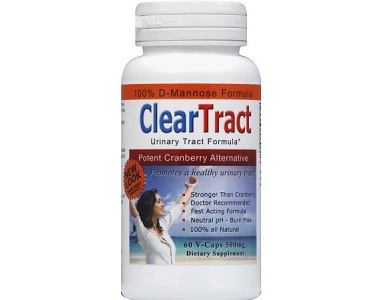 ClearTract D-Mannose Formula for Urinary Tract Infection
