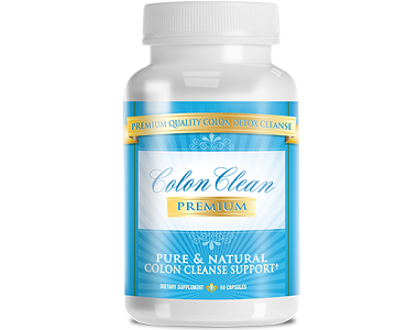 Premium Certified Colon Clean Premium Review - For Flushing And Detoxing The Colon