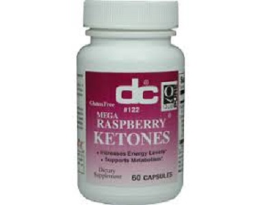 DC Labs Mega Raspberry Ketones for Weight Loss