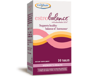 Enzymatic Therapy EstroBalance Review - For Symptoms Associated With Menopause