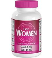 Epic Nutrition For Women Colon Detox for Colon Cleanse
