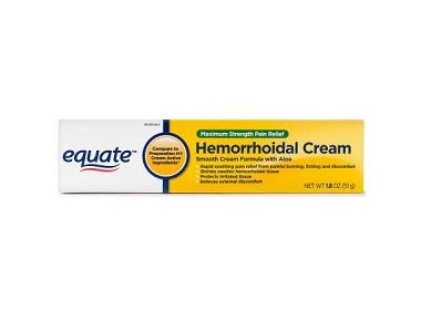 Equate Hemorrhoidal Cream Review
