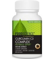 FoodScience Of Vermont Curcumin C3 Complex Review - For Improved Overall Health