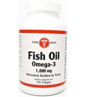 Fore Most Fish Oil Omega-3 Review