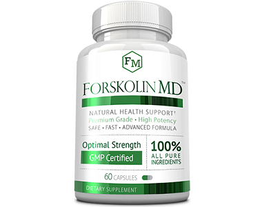 Approved Science Forskolin MD Weight Loss Supplement Review