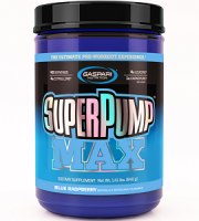 Gaspari Nutrition SuperPump MAX for Nitric Oxide