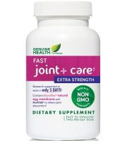 Genuine Health Fast Joint Care Extra Strength Review - For Healthier and Stronger Joints