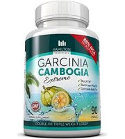 Hamilton Healthcare Garcinia Cambogia Extreme Weight Loss Supplement Review