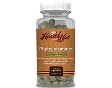Health Nut Phytoceramides for Anti Aging