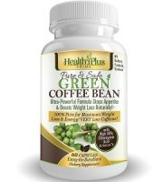 Health Plus Prime Green Coffee Bean Extract Weight Loss Supplement Review