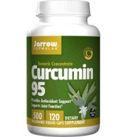 Jarrow Formulas Curcumin 95 Review - For Improved Overall Health