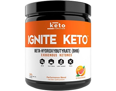 Keto Function Ignite Keto Weight Loss Supplement Review