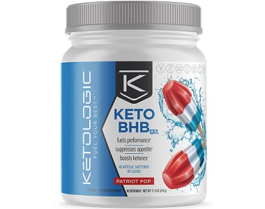 KetoLogic BHB Weight Loss Supplement Review