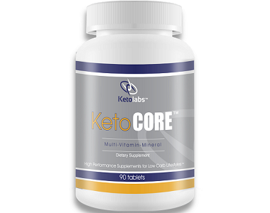 KetoLabs Keto Core Weight Loss Supplement Review