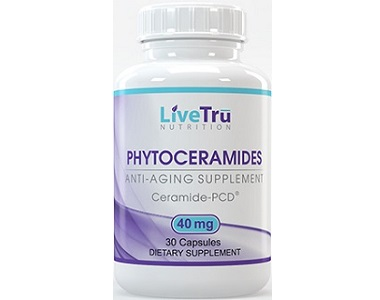 Live Tru Nutrition Phytoceramides for Anti Aging
