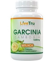 Livetru Nutrition Garcinia Cambogia Extract Review
