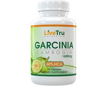 Live Tru Garcinia Cambogia Extract Weight Loss Supplement Review