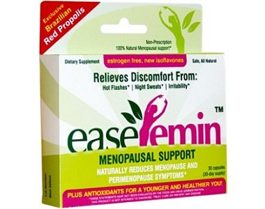 Natura Nectar Ease Femin Review - For Symptoms Associated With Menopause