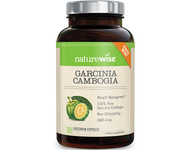 Naturewise Garcinia Cambogia Weight Loss Supplement Review