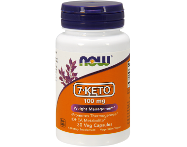 NOW 7-KETO Weight Loss Supplement Review