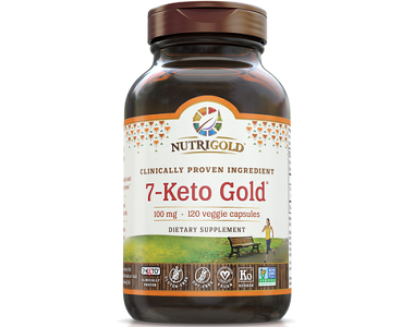 NutriGold 7-Keto Gold Weight Loss Supplement Review