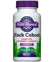 Oregon's Wild Harvest Black Cohosh Review - For Symptoms Associated With Menopause