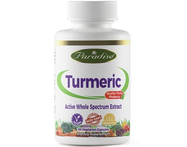 Paradise Turmeric Review - For Improved Overall Health