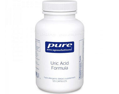 Pure Encapsulations Uric Acid Formula Review - For Relief From Gout