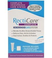RectiCare Complete Hemorrhoid Care System Review - For Relief From Hemorrhoids