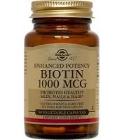 Solgar Enhanced Potency Biotin Review