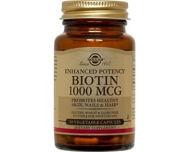 Solgar Biotin Review - For Hair Loss, Brittle Nails and Problematic Skin