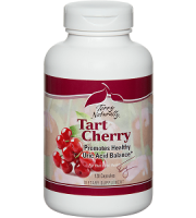 Terry Naturally Vitamins Tart Cherry Review - For Relief From Gout