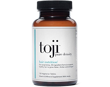 Toji Pure Density Hair Nutrition Review - For Dull And Thinning Hair