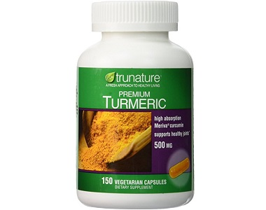 TruNature Premium Turmeric Review - For Improved Overall Health