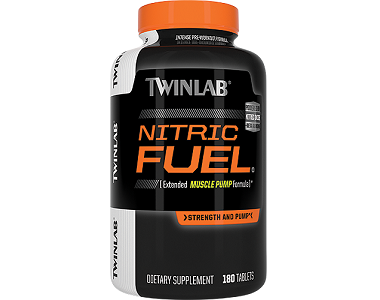 Twinlab Nitric Fuel Review - For Increased Muscle Strength And Performance