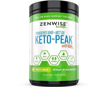 Zenwise Health Powdered Keto-Peak Review